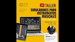 💻🎸🎚🎚 Simuladores para Instrumentos Musicales 2