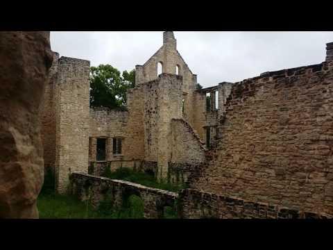 Ha Ha Tonka Castle Ruins 2016