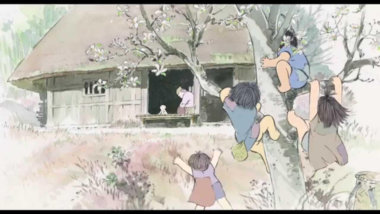 sagan om prinsessan kaguya