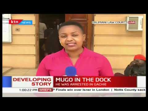 Controversial quack doctor Mugo wa Wirimu arrested and to be charged at Milimani law courts