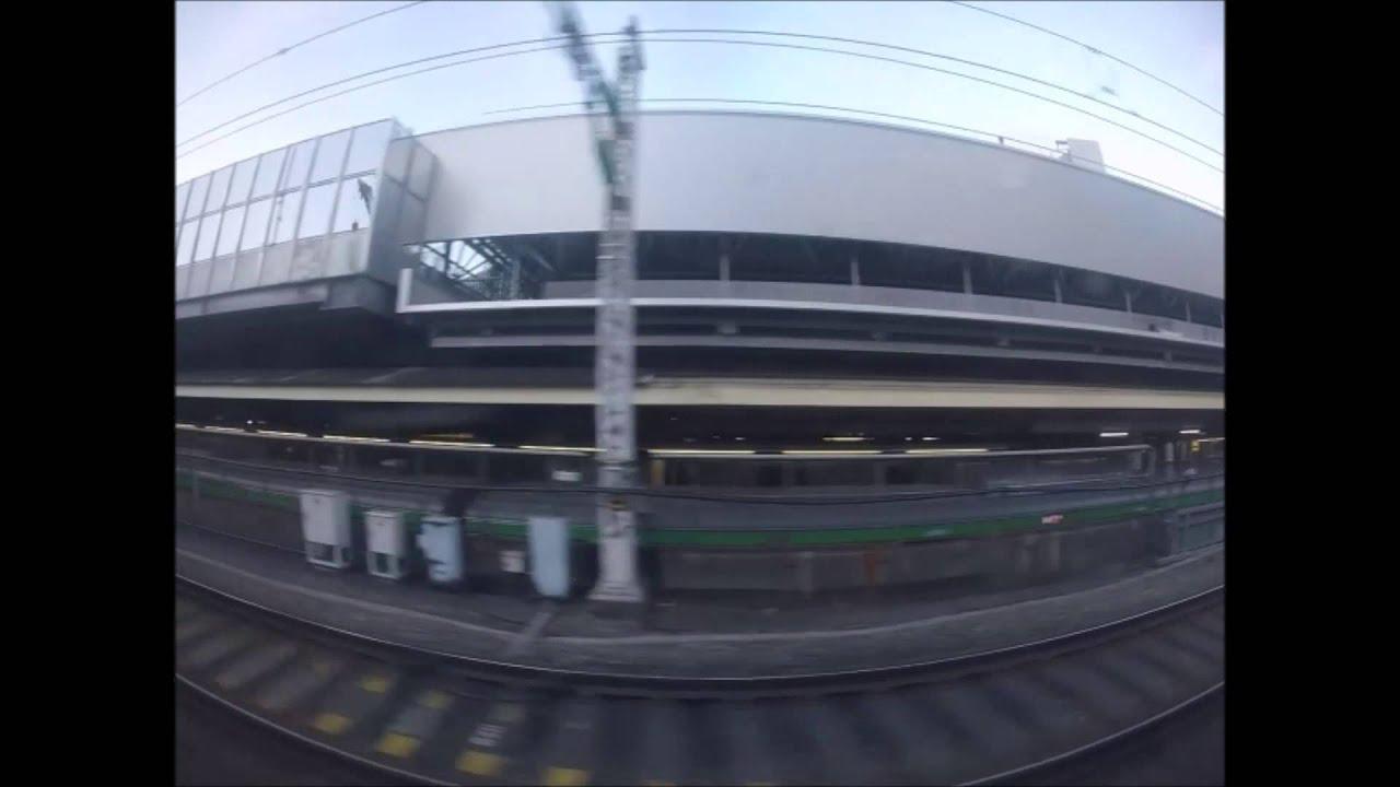Japanese Bullet Train Part 2 Shinkansen Tokyo To Hakone