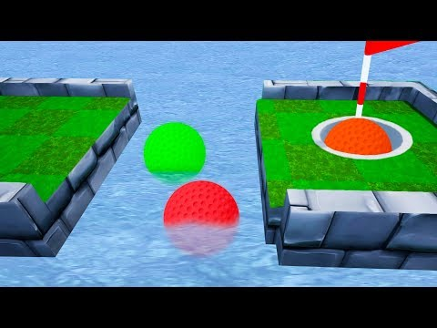 FIRST HOLE IN ONE WINS! (Golf It)