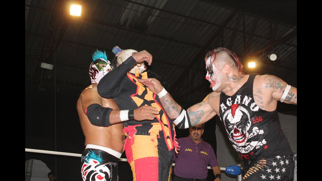 WagnerJr Y Pagano Vs Monsther Y Murder Clown