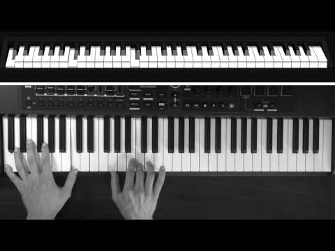 Piano Tutorial - Overwhelmed by Big Daddy Weave