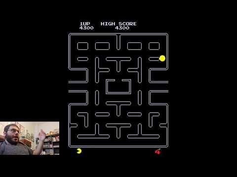 Let's Wing It! - Jr. Pac Man & Pac Man (Arcade/MAME)