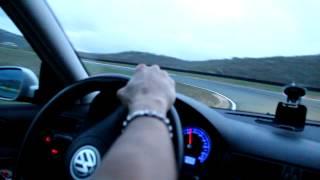 GIRO IN PISTA IN VW GOLF 4 R32 A GROBNIK 22-04-2012 (PRIMA PARTE)