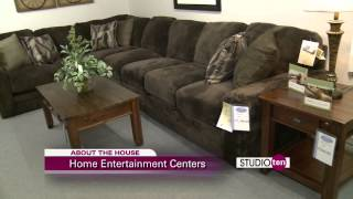 The Perfect Tv Room - Entertainment Centers - (w/ Barrowfurniture)