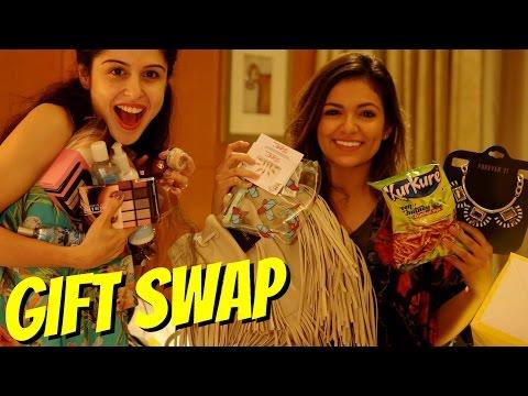 Gift Swap with Bethany Mota!!!