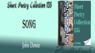 Song John Donne audiobook