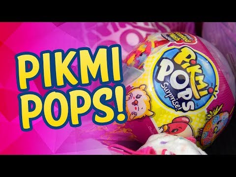 Pikmi Pops from Moose Toys! | A Toy Insider Play by Play