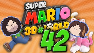 Repeat youtube video Super Mario 3D World: Gettin' Busy - PART 42 - Game Grumps