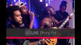 Phony Ppl - somethinG about your love. [Songkick Live]