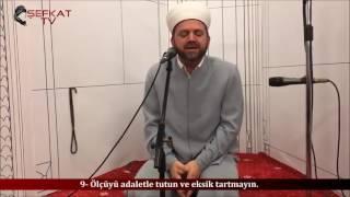 Ferruh MUŞTUER Kamer 49-55 & Rahman 1-16