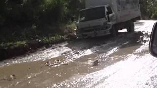Carretera Hato Mayor  Sabana de la Mar, Un Total Desastre