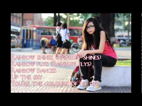 Rainbow - Suboi (Lyrics on Screen)