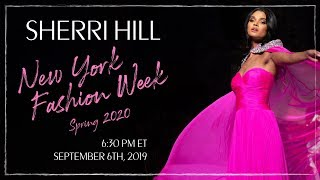 Sherri Hill Spring 2020 Runway Show Live