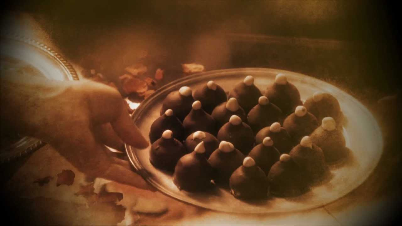 Download Chocolat (2000) - Blu-ray menu