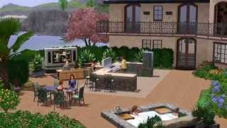The Sims 3 Outdoor Living Stuff Official Trailer