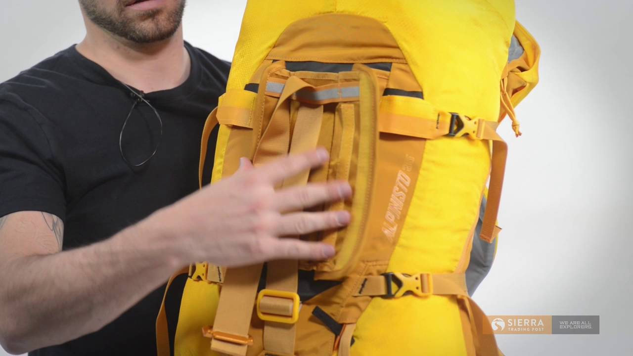 0f97252d80111 Gregory Alpinisto Backpack - YouTube