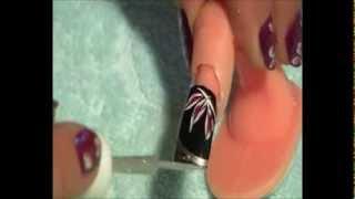 Видео урок по дизайну ногтей!