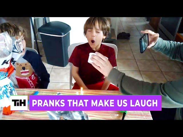 Pranks That Make Us Laugh