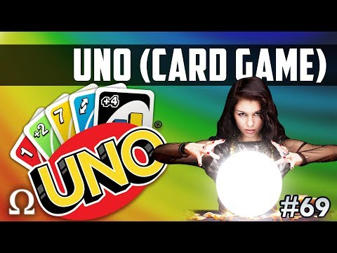 THE PROPHECY OF THE UNOS! | UNO Funny Moments #69 With Friends!