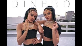 DINERO dance choreography | JLO& Klasikhz Remix | Poonam & Priyanka