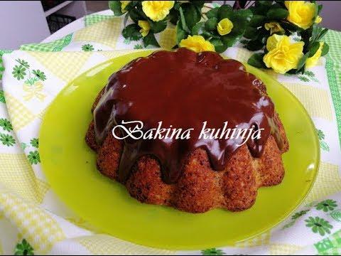 Bakina kuhinja - kolač sa napolitankama za manje od 100 dinara