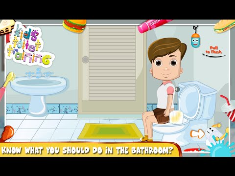 Kids Toilet Training