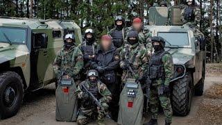 "интернациональная бригада ""Пятнашка"". Донецк. Украина."