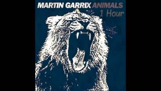 Martin Garrix - Animals 1 Hour Mix