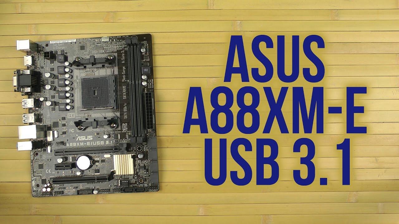 ASUS A88XM-EUSB WINDOWS 7 DRIVER DOWNLOAD