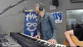 Colton Dixon sings Through All Of It live on The Wally Show