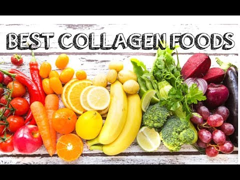 Best Foods To Boost Collagen Production Naturally Youtube