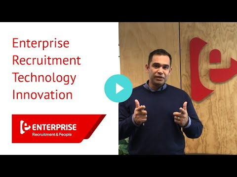 Enterprise Recruitment Technology Innovation