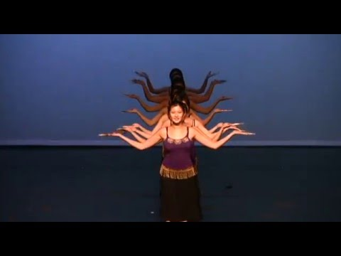 Pan-Asian Dance Troupe: Annie and Eve's Hip Hop Bu...