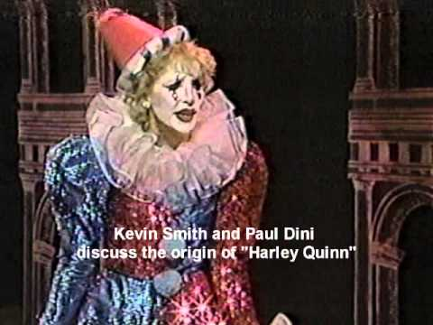 """Paul Dini - """"Days of Our Lives"""" scene that inspired """"Harley Quinn"""" character from """"Batman"""""""