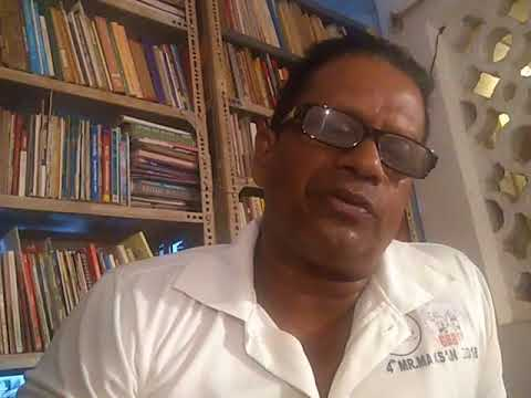 Ramesh Ghadi, Konkani poetry: The heavy rains