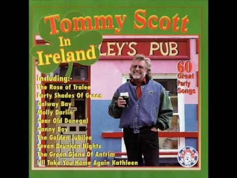 Tommy Scott's Irish Céilídh Party Singalong