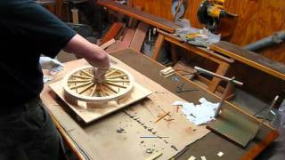 Time Lapse Carriage Wheel Assembly