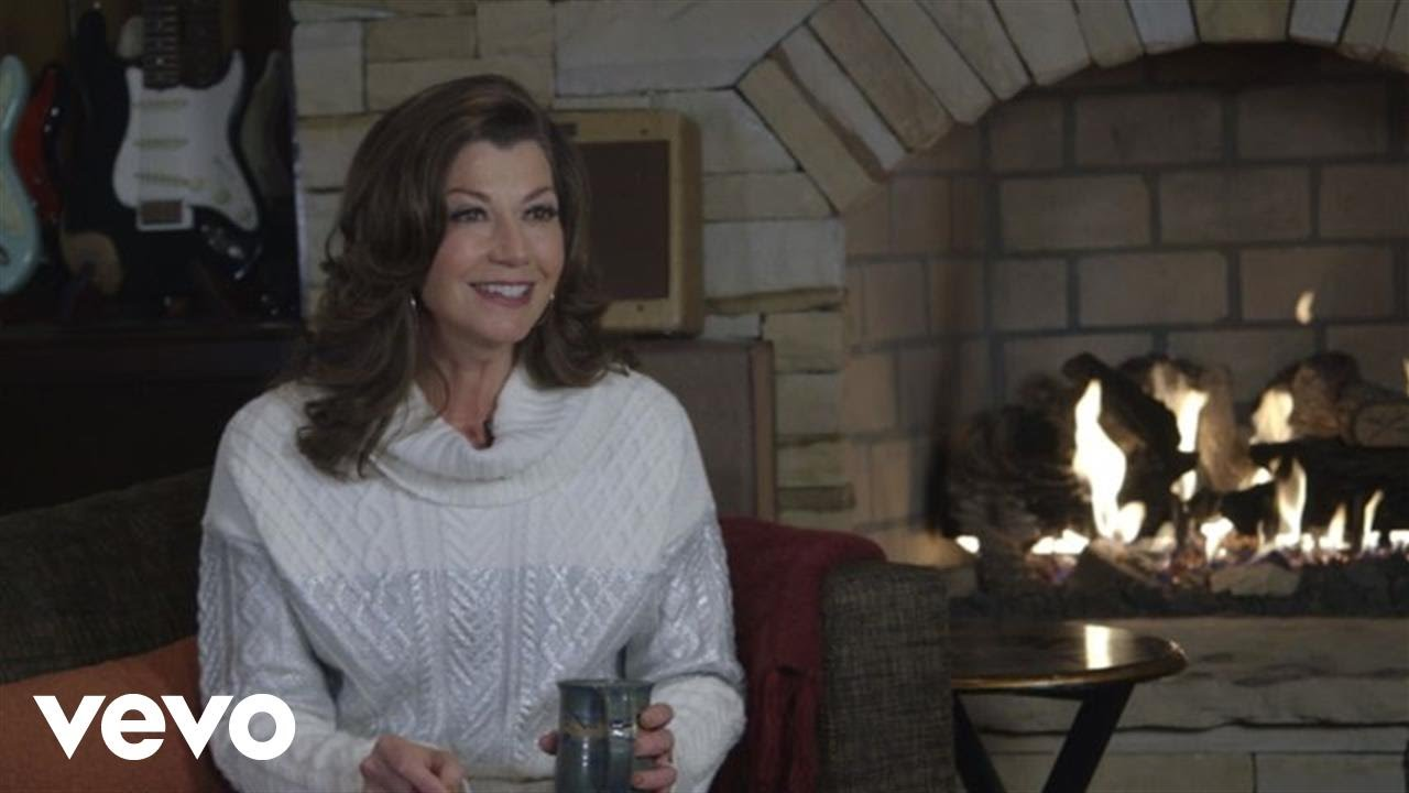 Amy Grant New Christmas Album.Amy Grant Behind The Album Tennessee Christmas