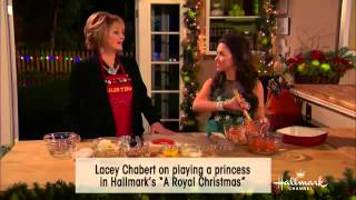 Lacey Chabert's Sweet Potato Casserole