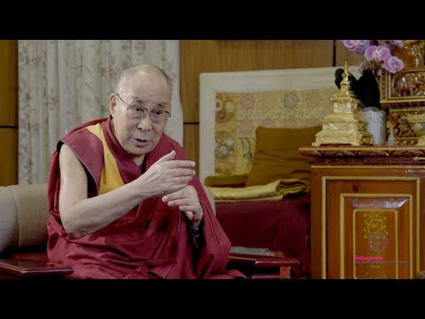 Interview with His Holiness, the 14th Dalai Lama