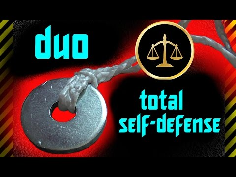 How to make DUO total defense, the best legal weapon against any enemy and danger