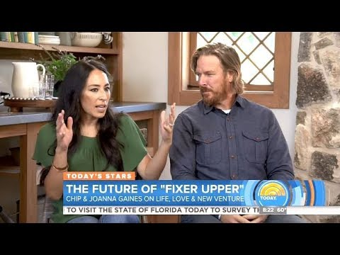 chip joanna fixer upper chat divorce rumors life in waco youtube. Black Bedroom Furniture Sets. Home Design Ideas