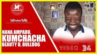 Kumchacha, Beauty D, Nana Ampadu & Bulldog talks about Patapaa's new song.