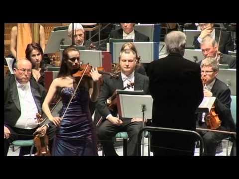 Lea Birringer - Glazunov Violin Concerto op. 82
