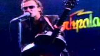 Graham Parker and the Rumor-Back door love