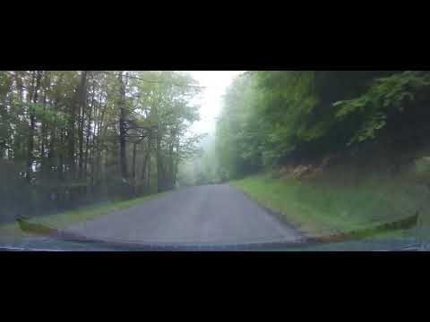 Driving around Otsego County, New York to SUNY Oneonta