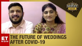How This Wedding Planner Got Married In The Pandemic | The Money Show